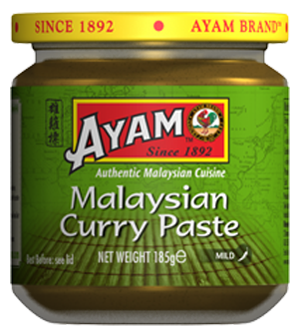 Malaysian Curry Paste
